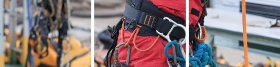 Rope Access Services for the Renewable Energy Sector